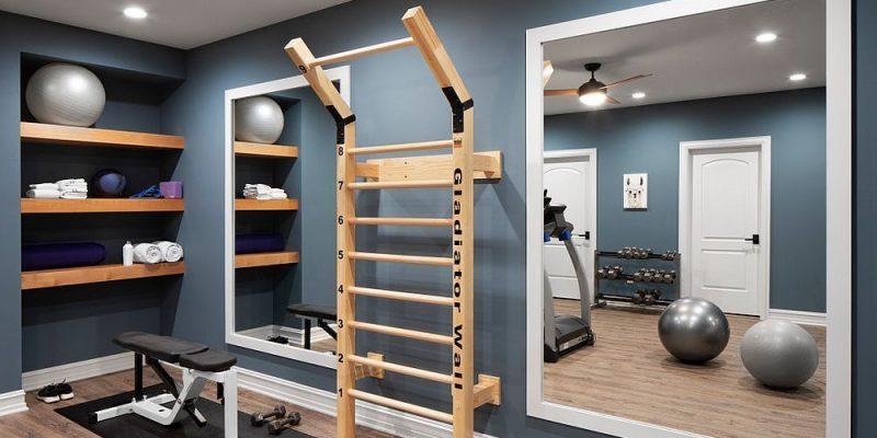 home gym equipment - dr. rath